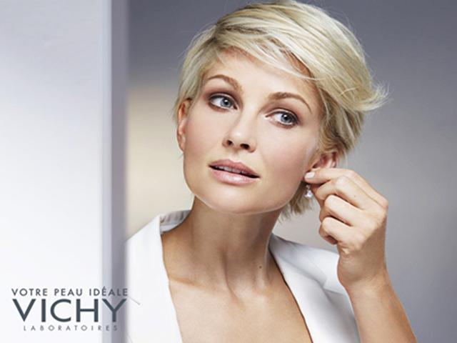 Vichy Advertisement