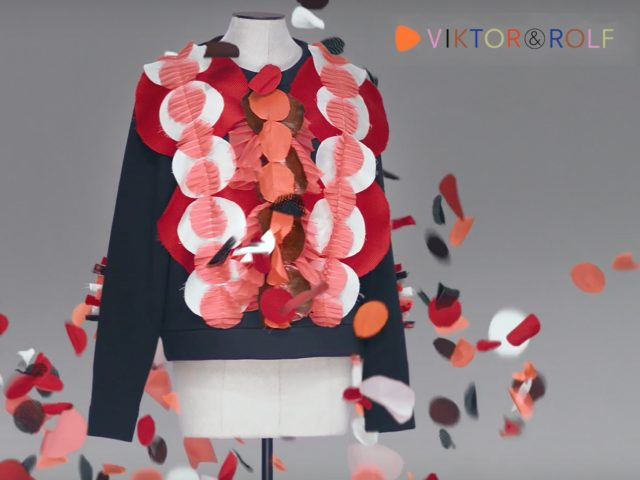 Viktor&Rolf RE:CYCLE Zalando